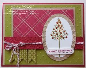 CARD #9 - Merry Christmas