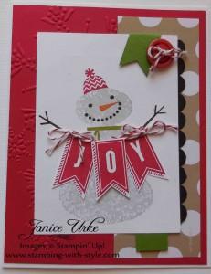 CARD #2: Snow Day