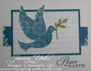 CARD #18: Peace on Earth