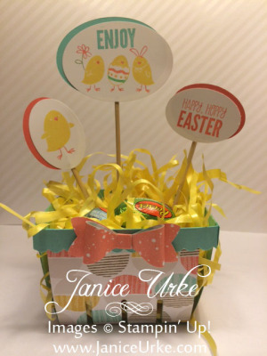 12-Easter Basket